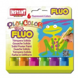 Playcolor One Fluor 6ux10g Instant