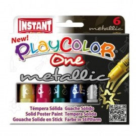 PlayColor Metalic 10g 6u