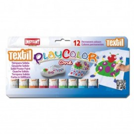 PlayColor One Textil 12ux10g Instant