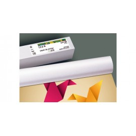 Papel Plotter Mate rollo 914mmx30mt 140g