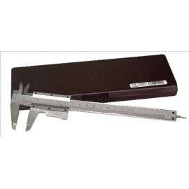 Pie de Rey 160mm Inox-Mate