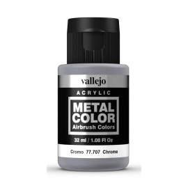 Metal Color Cromo 32ml VALLEJO