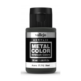 Metal Color Acero 32ml VALLEJO