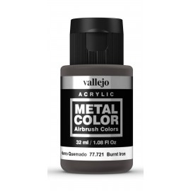 Metal Color Hierro Quemado 32ml VALLEJO