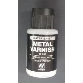Metal Color Barniz Brillo 32ml VALLEJO