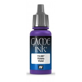 Game Ink Violeta 17ml VALLEJO