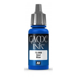 Game Ink Azul 17ml VALLEJO