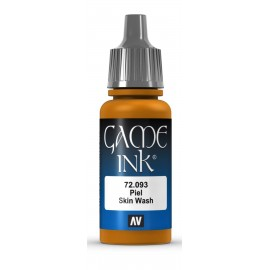 Game Ink Piel 17ml VALLEJO