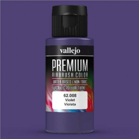 Premium RC-Color Violeta 60ml Vallejo