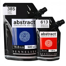 Acrilico Abstract 120ml SENNELIER
