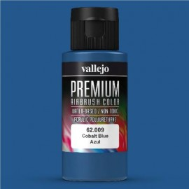 Premium RC-Color Azul Cobalto  60ml Vallejo