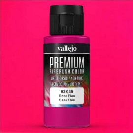 Premium RC-Color Rosa Fluo 60ml Vallejo