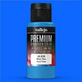 Premium RC-Color Azul Fluo 60ml Vallejo