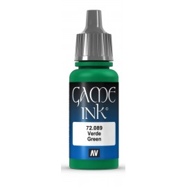 Game Ink Verde 17ml VALLEJO