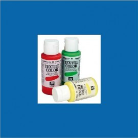 Textile Color Bleuet 60ml Vallejo