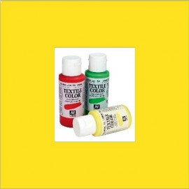 Textile Color Amarillo 60ml Vallejo