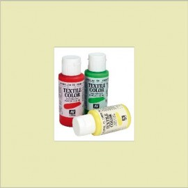 Textile Color Crema 60ml Vallejo