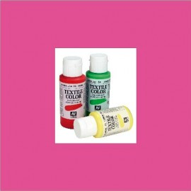 Textile Color Rosa Bengala  60ml Vallejo