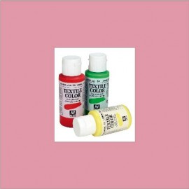 Textile Color Rosa Claro 60ml Vallejo
