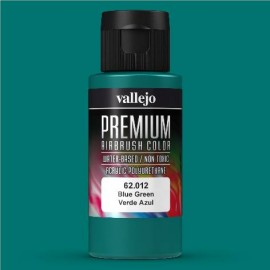 Premium RC-Color Verde Azul 60ml Vallejo