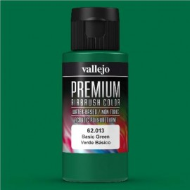 Premium RC-Color Verde Básico 60ml Vallejo
