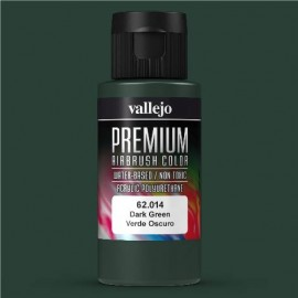 Premium RC-Color Verde Oscuro 60ml Vallejo