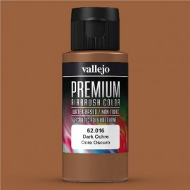 Premium RC-Color Ocre Oscuro 60ml Vallejo