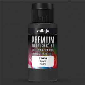 Premium RC-Color Negro 60ml Vallejo