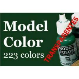 Model Color TRANSPARENTE 17ml Vallejo