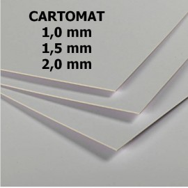 Cartomat 2mm 50x70 CANSON