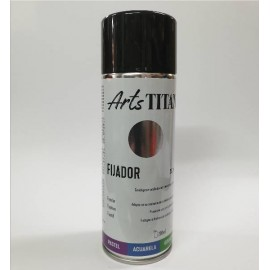 Fijador Spray  200ml TITAN