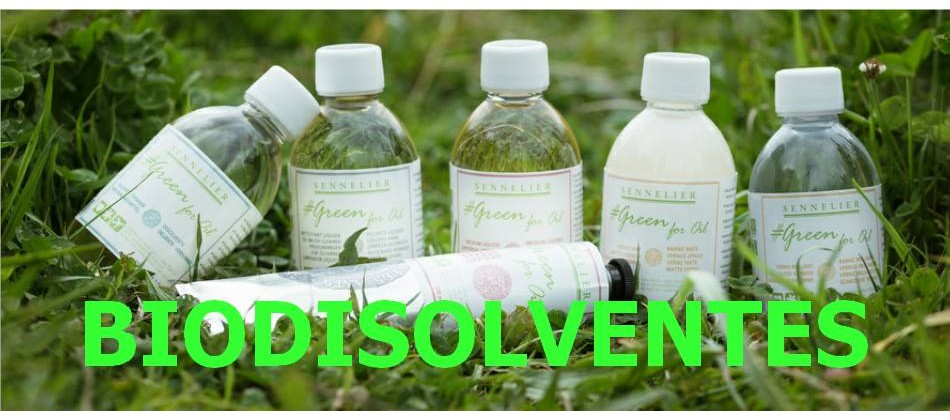 BIODISOLVENTES-GREEN FOR OIL