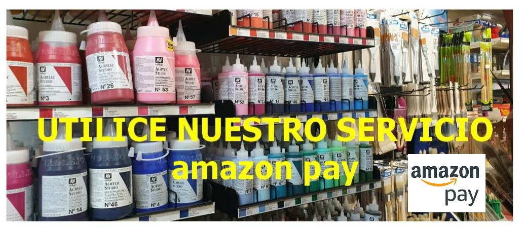 papeleria ana amazon pay